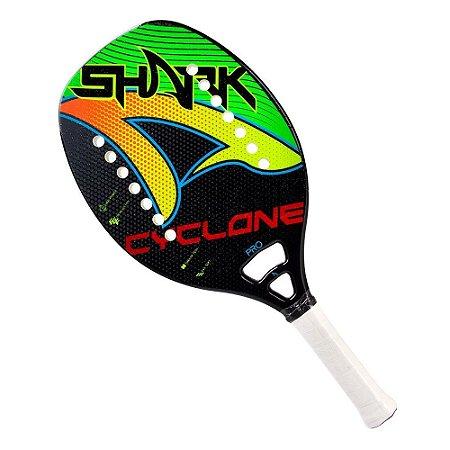 Raquete de Beach Tennis Shark Cyclone - 2021
