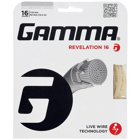 Corda Gamma Revelation 16l Natural 1,32 Set 12m