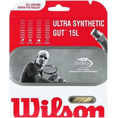 Corda Wilson Ultra Sinthetic Gut 15l 1,35 Set 12m