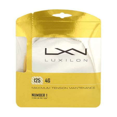 Corda Wilson Luxilon 4g 1,25 Set 12 M