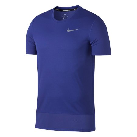 Camiseta Breathe Rapid Top Nike Roxo