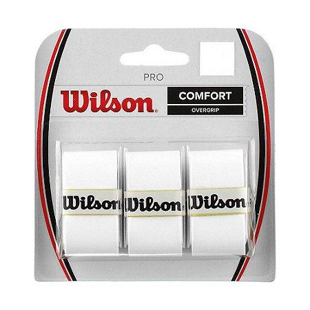 Overgrip Wilson Pro Confort Branco