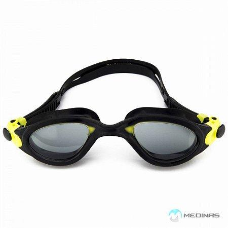 Óculos Speedo Phantom Preto Fumê