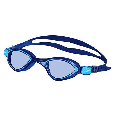 Óculos De Natação Speedo Avatar - Azul Marinho/azulbb