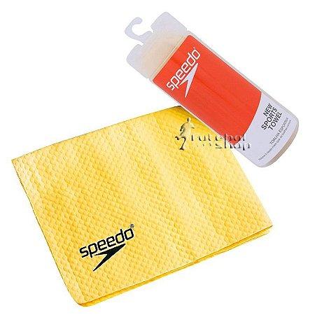 Toalha Esportiva amarelo New Sports Towel