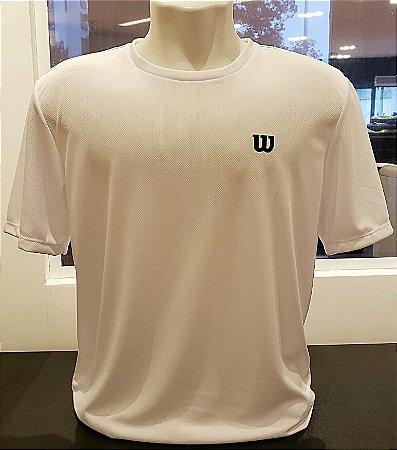 Camiseta Wilson Training Branca Vl - Masculino