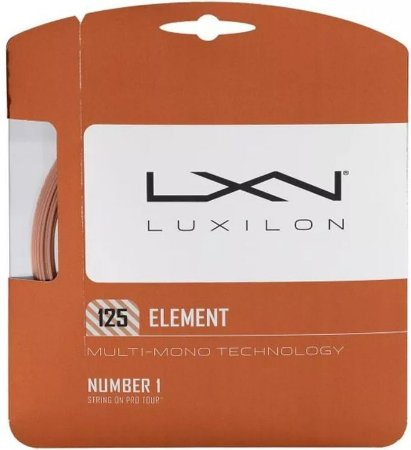 Corda Luxilon Element 1,25mm Set Individual