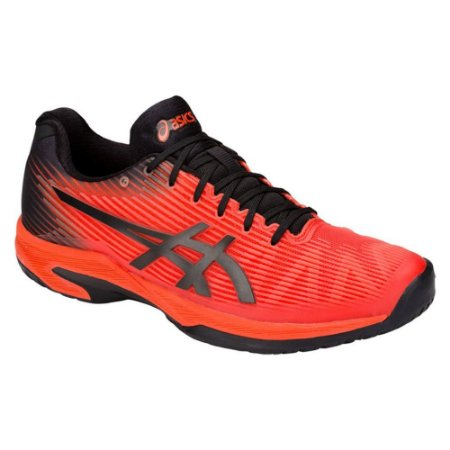 Tênis Asics Gel Solution Speed FF All Court Laranja e Preto