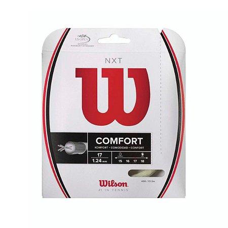Corda Wilson Nxt Comfort 17/1.24mml Set 12m