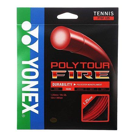 Corda Yonex Poly Tour Fire 16l Set 12m