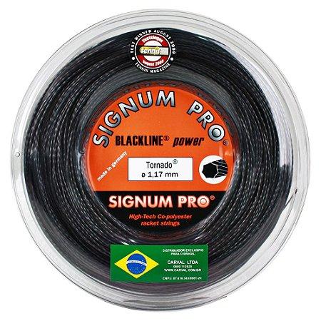 Corda Signum Pro 1.17mm Preta - Rolo com 200 metros