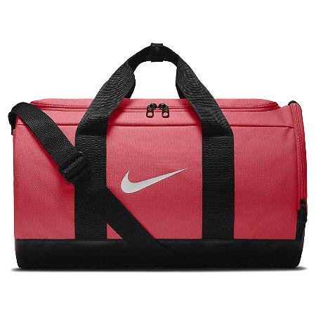 Mala Nike Team Duffle Coral
