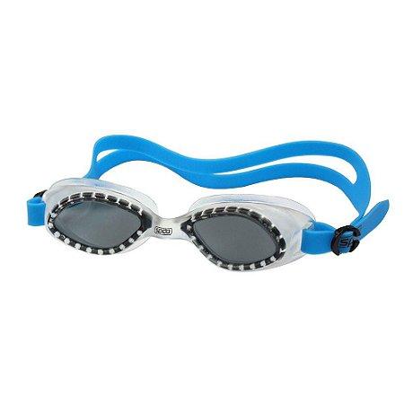 Óculos de Natação Speedo Legend Azul/fumê