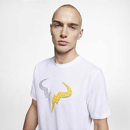 Camiseta Nike Rafa Dry Tee Branca