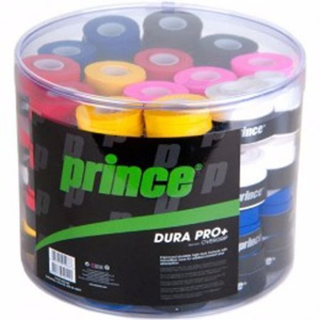 Grip Prince Dura Pro Diversas Cores - 3 Unidades