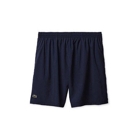 Shorts Lacoste Masculino Azul Marinho