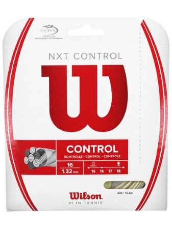 Corda Wilson Nxt Control 16/1.32mm - Set 12m