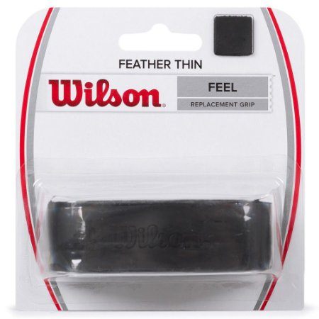 Cushion Grip Wilson Feather Thing Preto