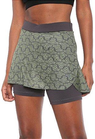 Saia shorts Fila Energy Estampado