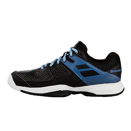 Tenis Babolat Pulsion Masculino - Preto e Azul