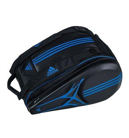 Raqueteira Adidas Adipower 1.9 Azul
