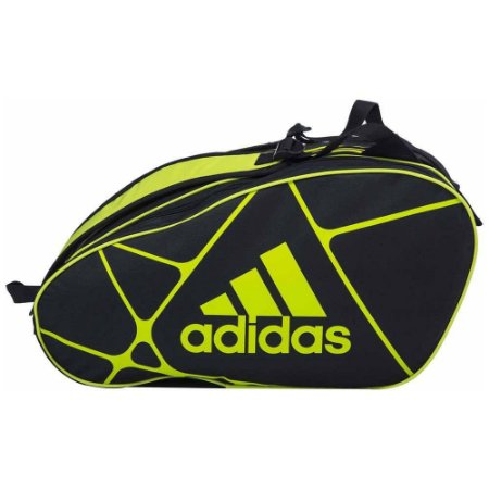 Raqueteira Adidas Control 1.9 Preto e Verde