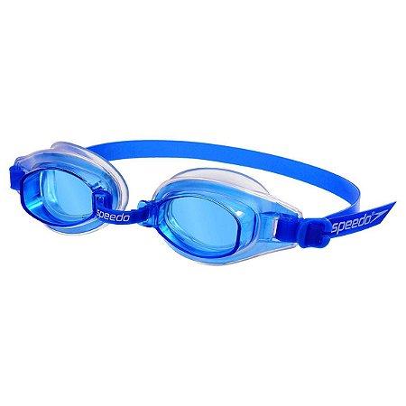 Óculos De Natação Speedo Focus - Azul Cristal