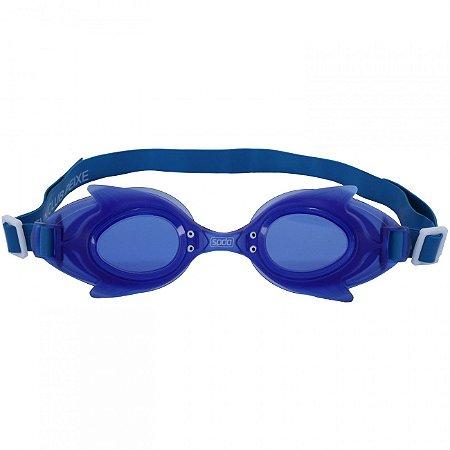 Óculos De Natação Speedo Fun Club Peixe - Azul