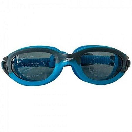 Óculos De Natação Speedo Onix Horizon Azul/Cristal