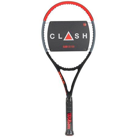 Raquete de Tênis Wilson Clash 100 PRO