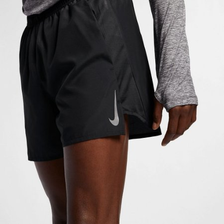 Shorts Nike Challenger Preto Masculino
