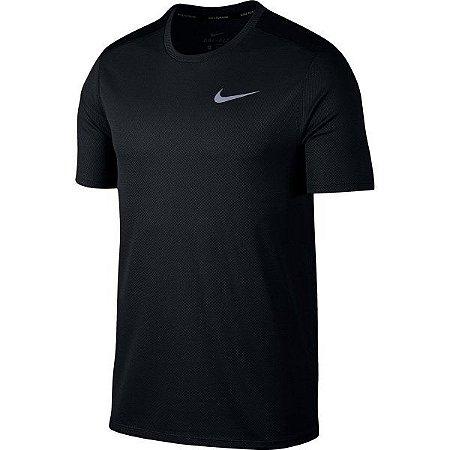 Camiseta Masculina Nike Dry Tee - Preta