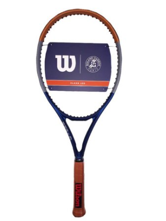 Raquete de Tênis Wilson Clash 100 - Roland Garros L3