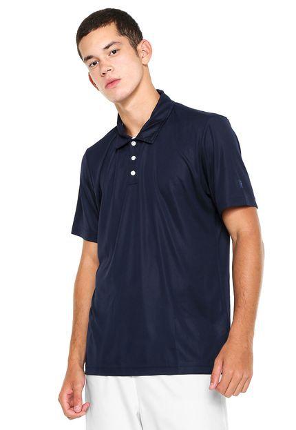 Camisa Polo Fila Poli Air - Preta