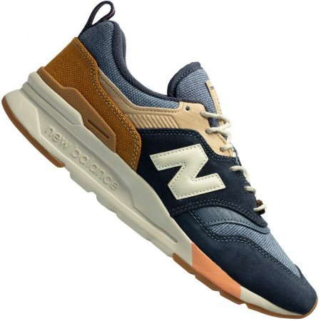 Tênis New Balance 997H - Azul e Bege