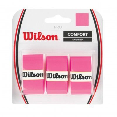 Overgrip Wilson Pro Confort - Rosa