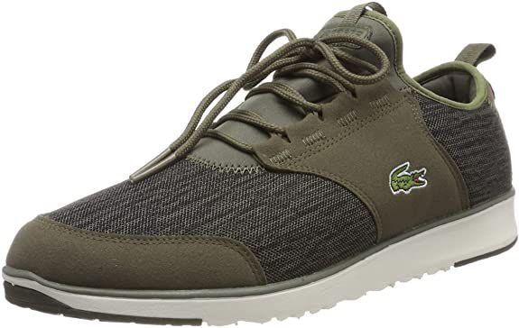 Tênis Lacoste Light sock Lace 119 - Verde