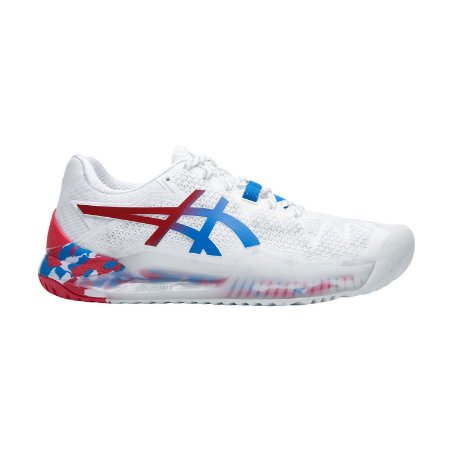 Tênis Asics Gel Resolution 8 All Court - Branco