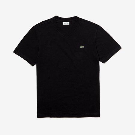Camiseta Lacoste Sport Ultra Light - Preta