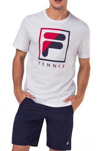 Camiseta Fila Soft Urban - Branca