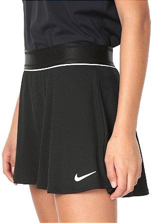 Saia Shorts Nike Court Dry NS - Preta