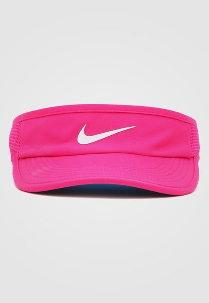Viseria Nike Aerobill Feather - Rosa