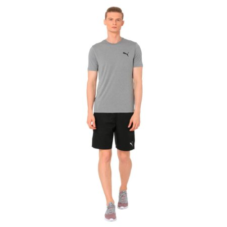 Camiseta Puma Active Tee - Cinza
