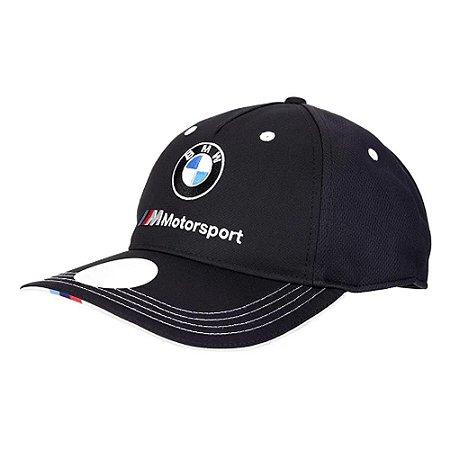Boné Puma BMW Motorsport BB Cap - Preto