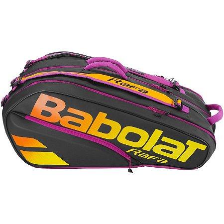 Raqueteira Babolat Pure Aero Rafa