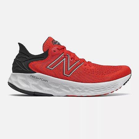 Tênis New Balance 1080 V11 - Vermelho
