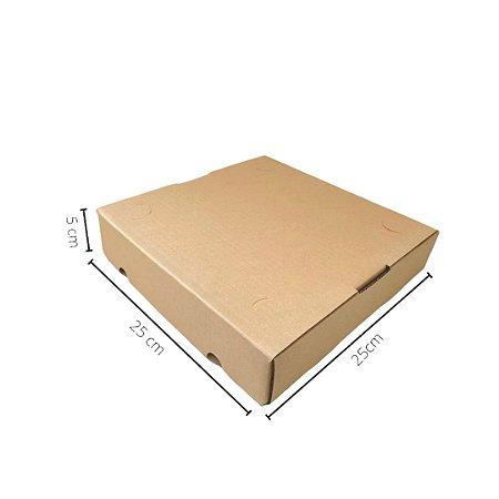 K-2525 -  25x25x5 cm. Pacote C/ 10. Valor unid. R$ 3,40