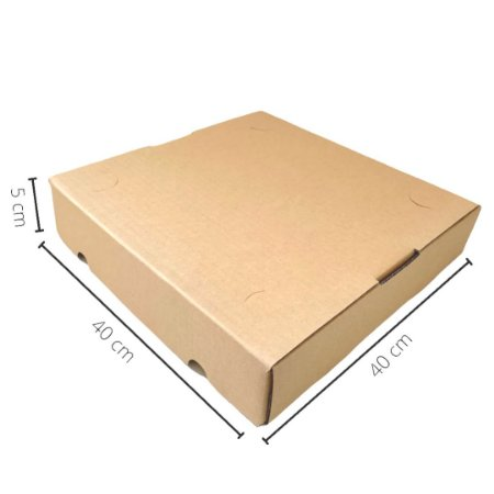K-4040 -  40x40x5 cm. Pacote C/ 10. Valor unid. R$ 6,16