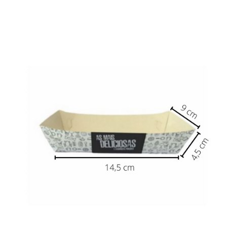 Caixa BQ-02- 14,5x9,0x4,5 cm. Pacote c/ 50 .Valor unid.R$ 1,06