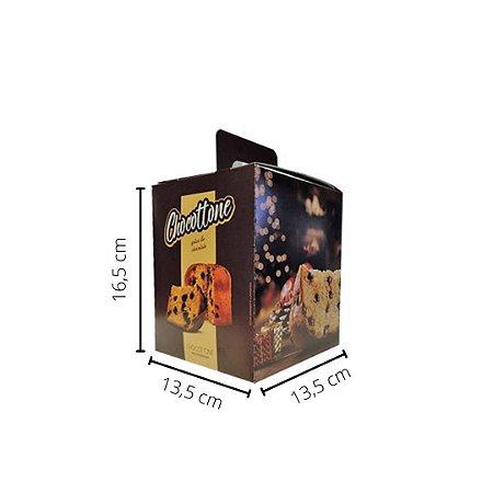 Cx CHOC.   13,5x13,5x16,5 cm. Pacote c/50 unid. Valor unid.R$ 2,80